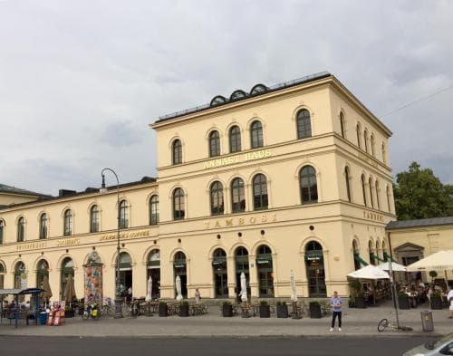 Abschlussreise München 2019